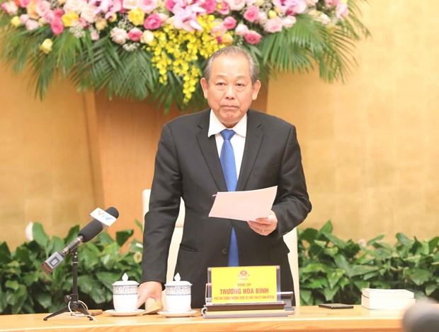 """张和平副总理:加大交通法制宣传教育力度打造""""安全文明司乘""""文化 hinh anh 1"""