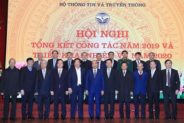 阮春福总理:须贯彻执行到2025年全国新闻宣传管理和发展规划 hinh anh 2
