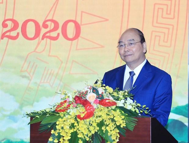 阮春福总理:须贯彻执行到2025年全国新闻宣传管理和发展规划 hinh anh 1