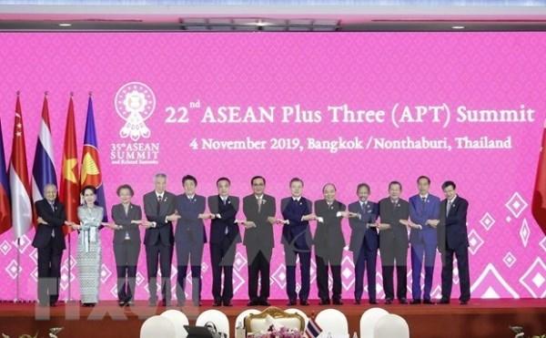 致力于一个长久凝聚共识的东盟:打造更高水平的伙伴关系(第三期) hinh anh 2