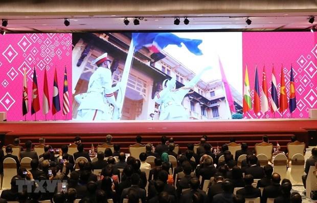 致力于一个长久凝聚共识的东盟:越南与2020年东盟轮值主席国任期(第四期) hinh anh 2