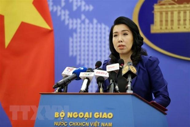 越南坚持通过和平方式解决东海争端的原则 (第三期) hinh anh 1
