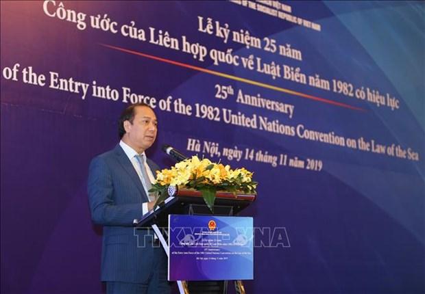 越南坚持通过和平方式解决东海争端的原则 (第三期) hinh anh 5