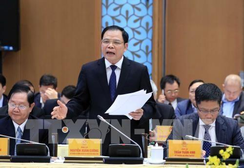越南农业与农村发展部部长:市场是2020年农业增长的决定性因素 hinh anh 1