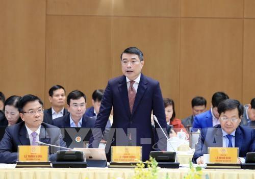 国家银行行长:外汇储备总额约为790亿美元 hinh anh 1