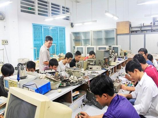 印尼力争至2020年成立2000家职业培训中心 hinh anh 1