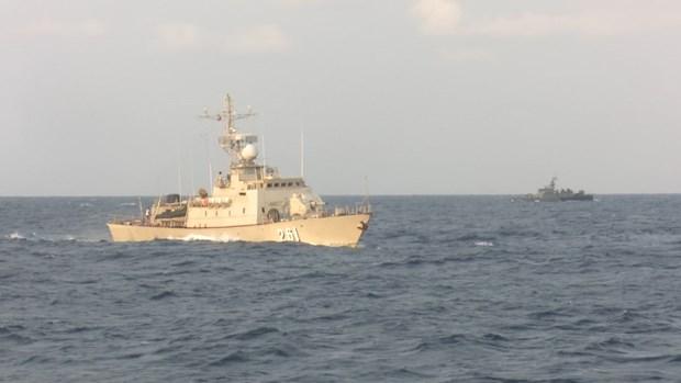 促进海上合作 保障地区安全 (第四期) hinh anh 3