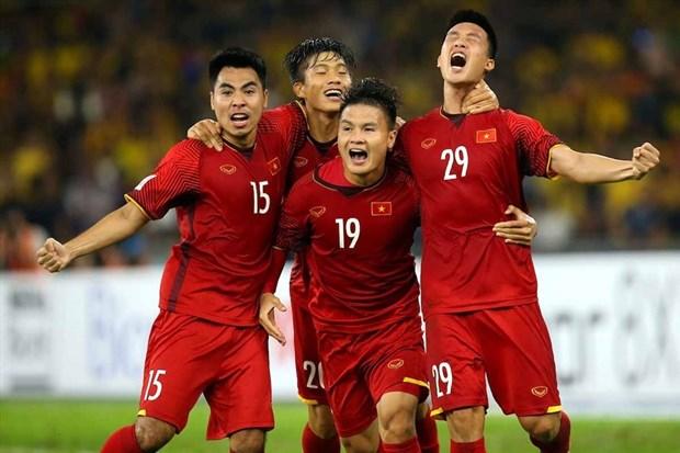 越南国足被列入世界前12支表现最令人惊讶的国家队 hinh anh 1