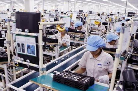 胡志明市工业生产指数年均增长7.9% hinh anh 2