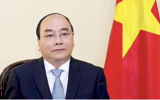 越南政府总理阮春福向东盟各国领导致新年贺信 hinh anh 1