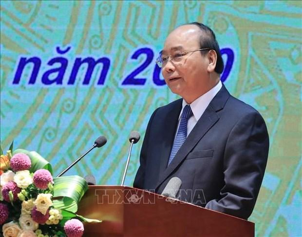 阮春福总理:继续实施降息政策 为经济发展创造有利条件 hinh anh 1
