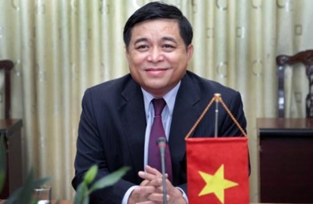 越南计划投资部部长阮志勇:有效利用发展机遇 促进2020年越南经济发展 hinh anh 1