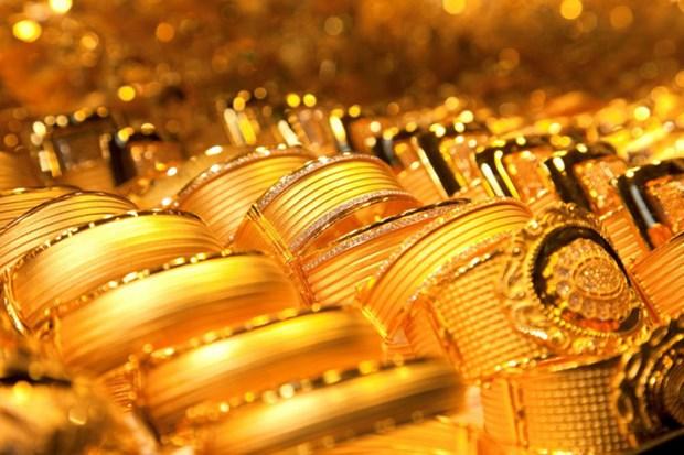 1月2日越南国内黄金价格接近4300万越盾 hinh anh 1