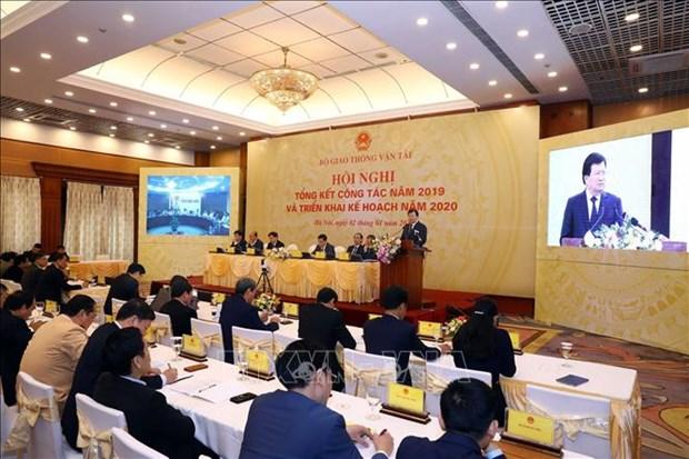政府副总理郑廷勇:交通运输部需集中建设已筹集到资金的国家重点项目 hinh anh 1