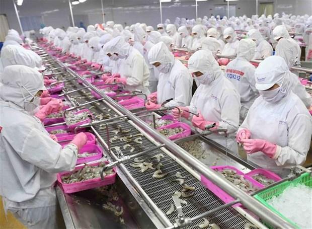 阮春强部长:农林水产品的出口仍有增长空间 hinh anh 1