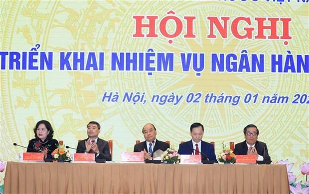 2020年越南国家银行力争将通胀率抑制在4%以下 hinh anh 1