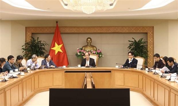 政府办公厅主任梅进勇部长:最大限度地降低不必要通函的签发 hinh anh 1