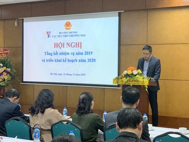 1万多家次企业直接受益于国家贸易促进计划 hinh anh 1