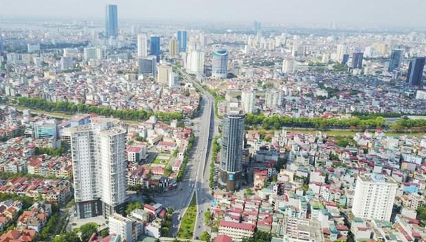 河内市是2019年越南吸引外资最多的地方 hinh anh 1