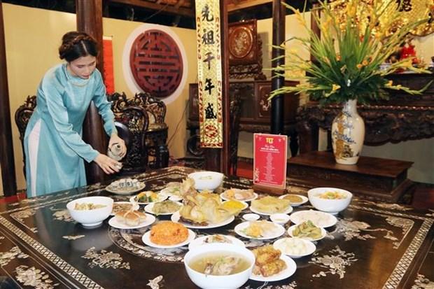 2020年传统春节文化活动首次在胡志明市举行 hinh anh 1