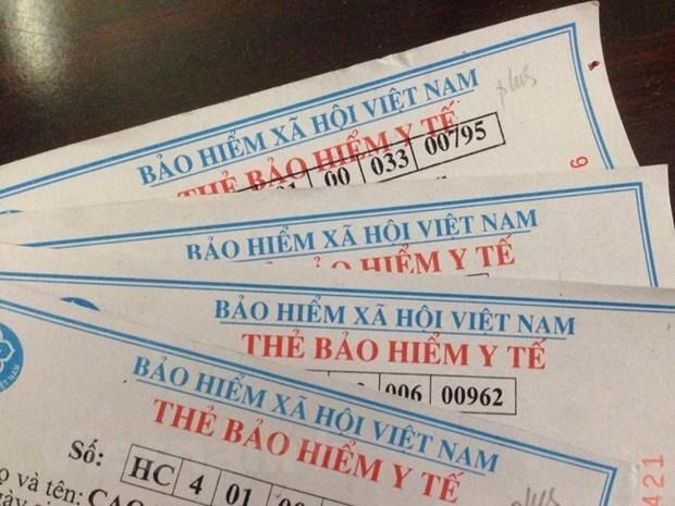 2019年越南保险覆盖率达90% hinh anh 1