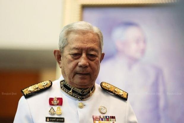 泰国王任命苏拉育大将为枢密院主席 hinh anh 1