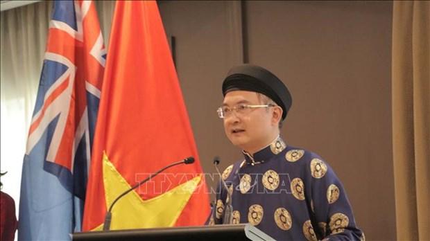 旅居澳大利亚和柬埔寨越南人喜迎2020庚子鼠年新春 hinh anh 1