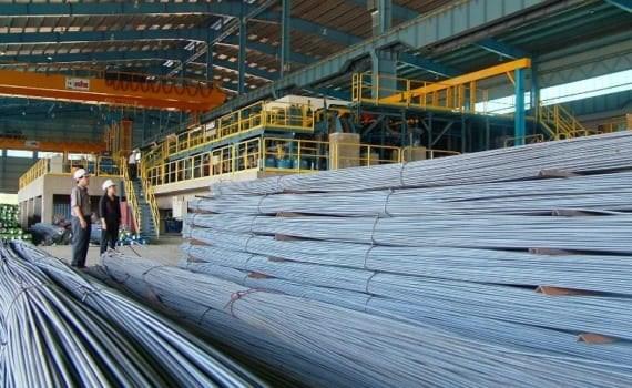 和发钢材产品在南方的销售量创新高 hinh anh 1