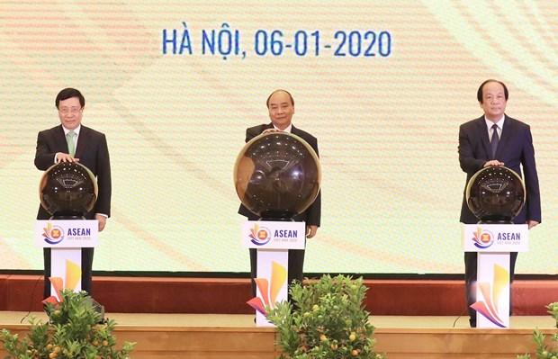 越通社简讯2020.1.6 hinh anh 1