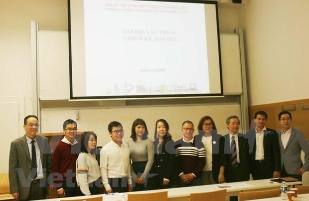 第5次旅捷越南大学生科学研究研讨会在捷克举行 hinh anh 2
