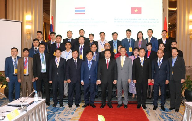 越南与泰国加强预防打击毒品合作 hinh anh 1