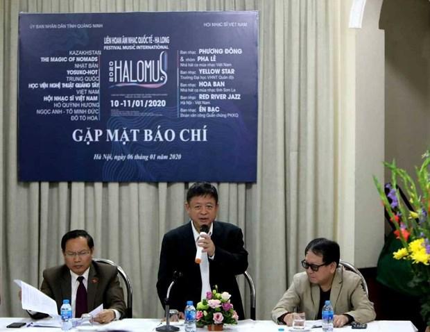 中国、日本等国艺术家将来越参加下龙国际音乐节 hinh anh 1