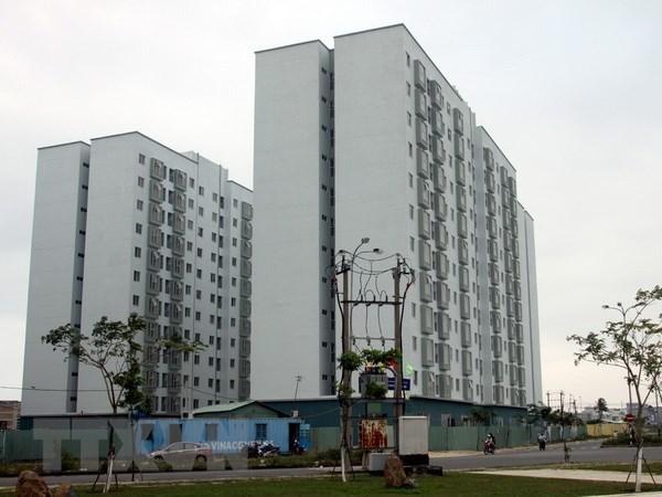 政策性贷款援建4000间保障性住房 hinh anh 1
