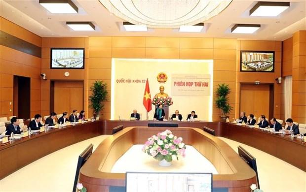 国会主席阮氏金银:越南法律体系不断健全完善 hinh anh 2