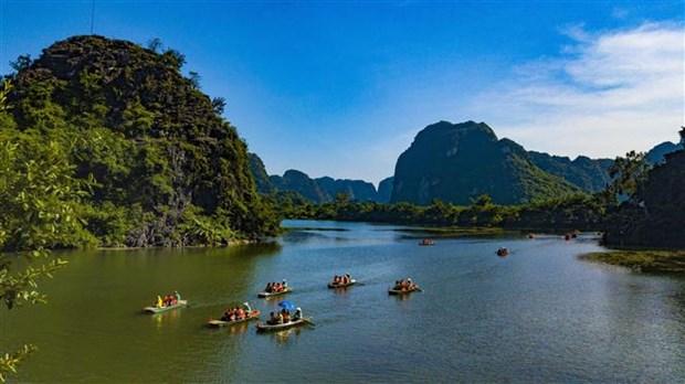 2020年国家旅游年:宁平省力争接待游客量778万人次 hinh anh 1