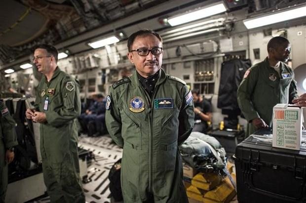 马来西亚空军司令阿芬迪·邦担任武装部队总司令 hinh anh 1
