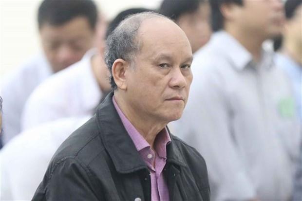 岘港市原领导被判有期徒刑25至27年 hinh anh 1