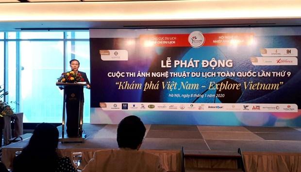 """""""探索越南""""的旅游艺术摄影大赛正式启动 hinh anh 1"""