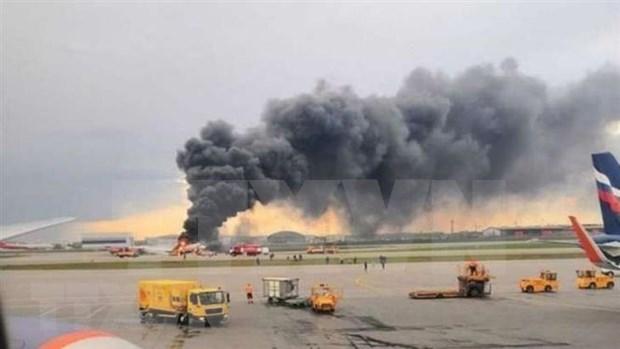 俄罗斯一大棚种植区起火事故:确认一名越南女公民烧伤严重 hinh anh 1