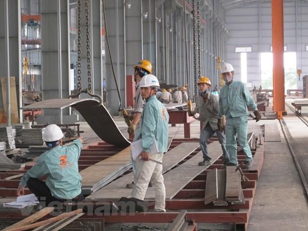 河内为贸易和工业生产创造更加便利的条件 hinh anh 1
