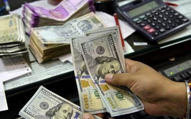 1月9日越盾对美元汇率中间价上调8越盾 hinh anh 1