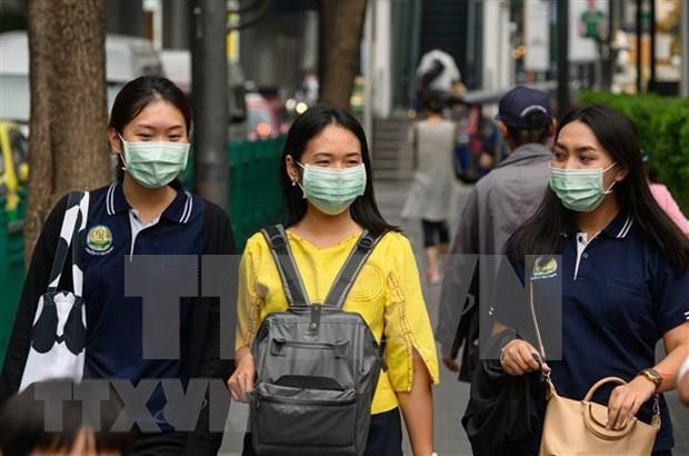 泰国努力解决大气污染问题 hinh anh 1
