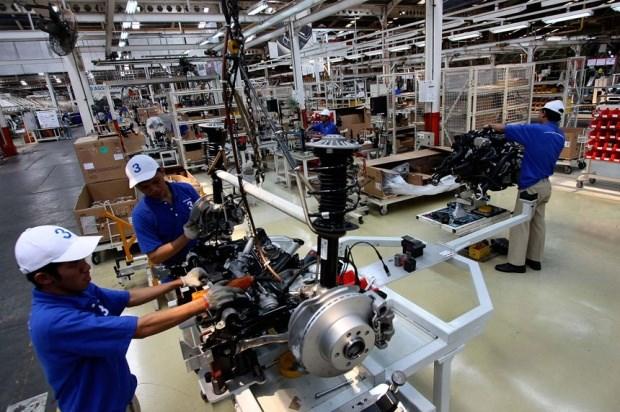 印度尼西亚投入逾250亿美元用于发展工业产业 hinh anh 1
