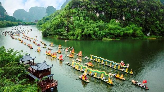 2019年被视为宁平省旅游业的难忘一年 hinh anh 1