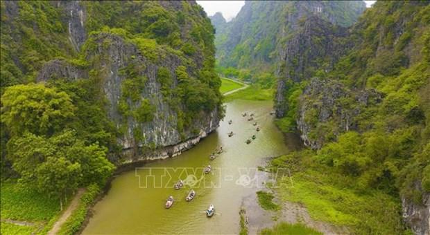 2019年被视为宁平省旅游业的难忘一年 hinh anh 2