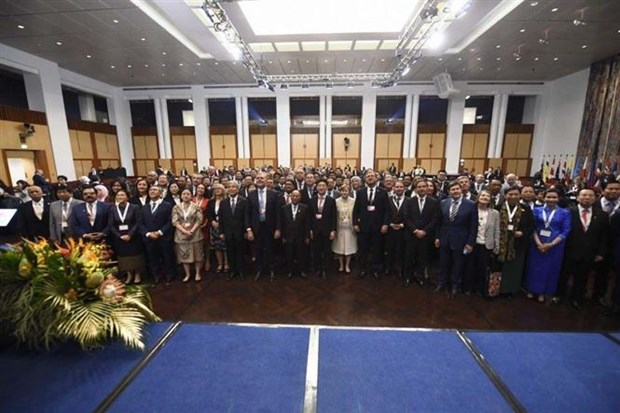 越南出席亚太议会论坛第28届年会 hinh anh 2