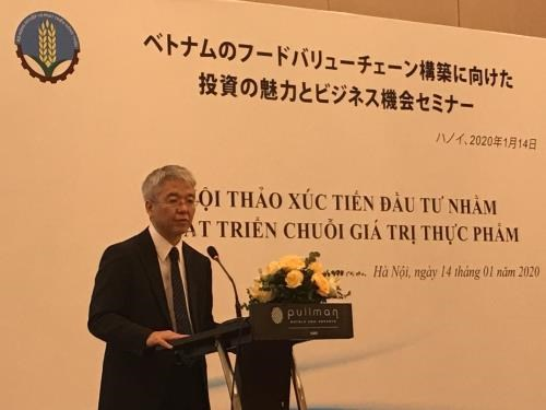 越南加强国际合作 促进食品价值链建设 hinh anh 1