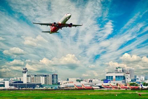 越捷航空公司飞往日本的5条新航线正式开通 hinh anh 1