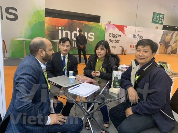 越南企业在印度寻求食品领域上的商机 hinh anh 1