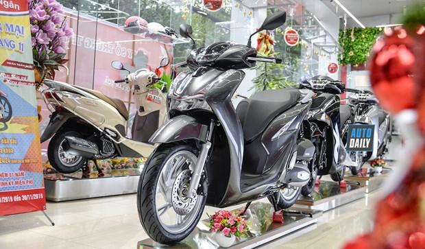 2019年越南摩托车销量下降近4% hinh anh 1